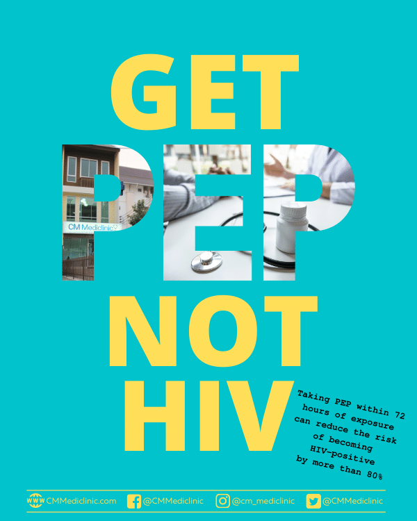 HIV PEP IN CHIANG MAI